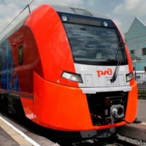 Поезда Ласточка могут начать ходить в Лугу, Выборг и Тихвин