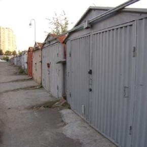 План сноса 5 тысяч гаражей в Купчино могут утвердить уже через год