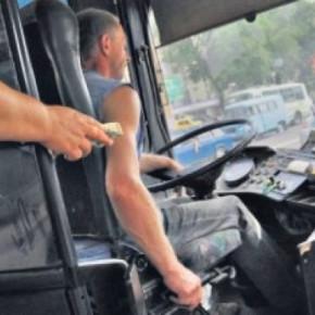 Водителей маршруток за невыдачу билетов будут штрафовать