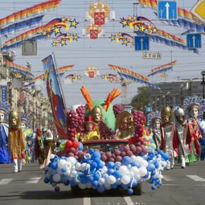Празднование Дня города 27 мая завершат театральной постановкой у ТЮЗа