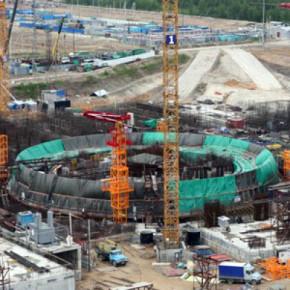 Первый этап строительства ЛАЭС-2 завершится в 2015 году пуском энергоблока