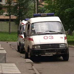 В аварии под Лугой пострадал пассажир-полицейский