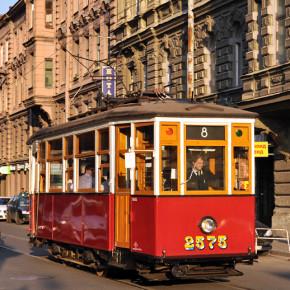 Как ходит ретро-трамвай по Петербургу: маршрут и расписание экскурсий
