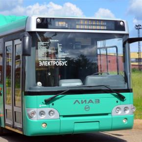 В перспективе на петербургские маршруты могут выйти электробусы