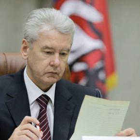Столичный мэр Собянин подаст в отставку 5 июня