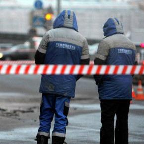В пяти районах Петербурга испытывают на прочность теплосети