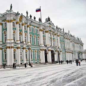 Эрмитаж откроет новые филиалы и разрастется по Дворцовой
