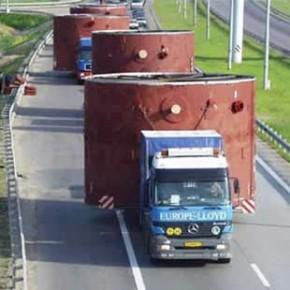 Перевозка крубногабаритных грузов от агентства PLS ltd