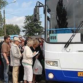Билеты на автобус по паспорту начнут продавать с 1 марта 2014