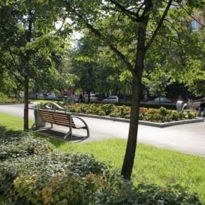 На территории Фарфоровского кладбища вновь появится сквер