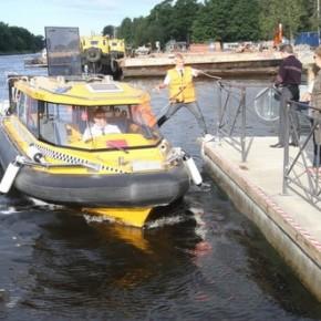 Петербургские аквабусы стали в 2 раза популярнее