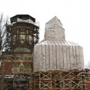 Часть церкви Воскресения Христова на Камской отреставрируют за 33 миллиона