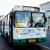 Ночные автобусы на выходных перевезли более 3 тысяч человек