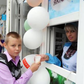 Пейте дети молоко: автоматы с