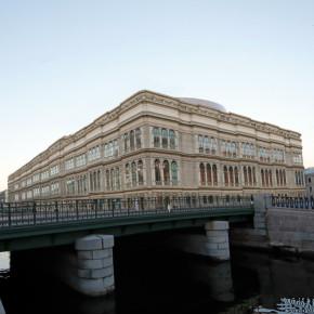 Фото проекта реконструкции фасада