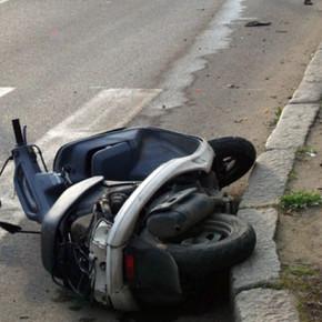 Ночью на Будапештской водитель скутера сбил 5-летнего мальчика