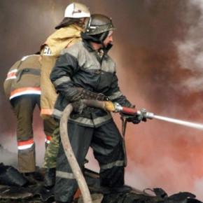 Пожар на Обуховской обороны: горит помещение хлебозавода