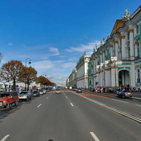 Ремонт Дворцовой набережной проведут в будни за 2 недели