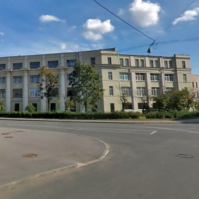 На Швецова в районе пересечения с Маршала Говорова произошел пожар