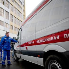 ДТП на Петергофском шоссе: в столкновении с маршруткой погибла женщина