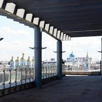 Мариинский театр открыл смотровую площадку-террасу
