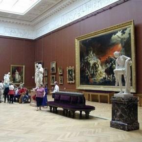 В Петербурге на 2 месяца открылась выставка неизвестных картин Брюллова