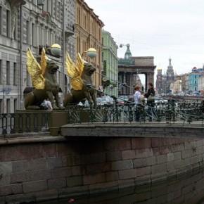 Канал Грибоедова на 9 месяцев закроют на ремонт от Невского до Банковского моста