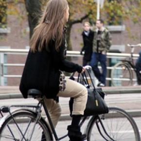 Позднее лето в Петербурге - самое время покупать велосипед