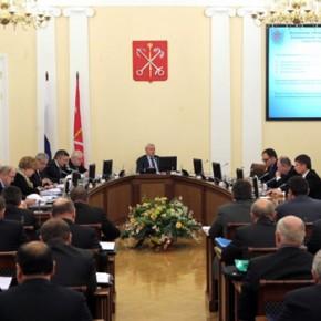 Полтавченко назвал самые неэффективные комитеты Смольного