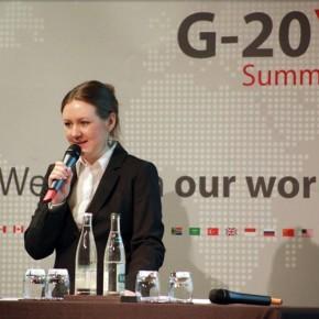 В Петербурге стартовал молодежный G20 - для тех, кому от 30 до 50