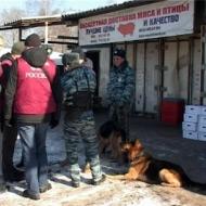 Мигрансткая зачистка вновь пришла на Калининскую овощебазу