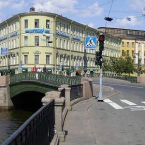 Канал Грибоедова закроют для ремонта в 2 этапа