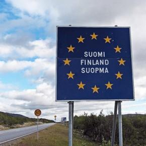 Очередь на финской границе станет электронной как на эстонской