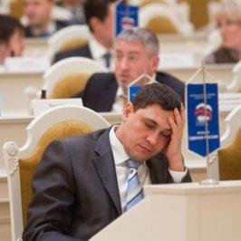 Единоросса Тимофеева уволили из ЗакСа за любовь к Эстонии