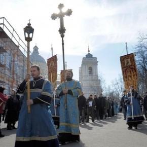 12 сентября в Петербурге состоится крестный ход в честь Александра Невского