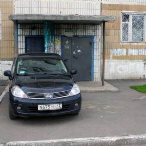 В Петербурге хотят запретить парковку под окнами жилых домов