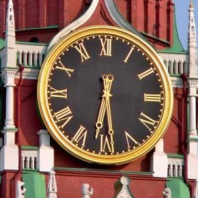 Перевод часов на зимнее время осенью 2013 станет темой дебатов в Госдуме
