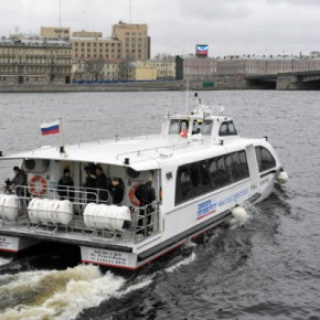 Аквабусы закрыли сезон с результатом в 446 перевезенных пассажиров в день