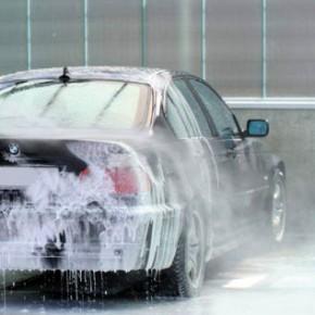 Где помыть автомобиль в центре Петербурга за 5 минут?