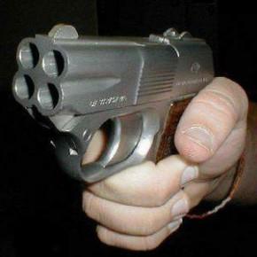В Колпино произошла драка со стрельбой, возбуждено дело
