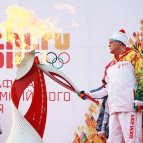 Стал известен точный маршрут олимпийского огня по Петербургу
