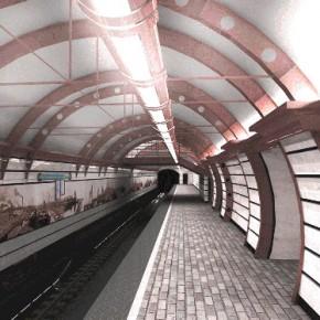 Все новые станции метро в Санкт-Петербурге получат в проекте по 2 выхода