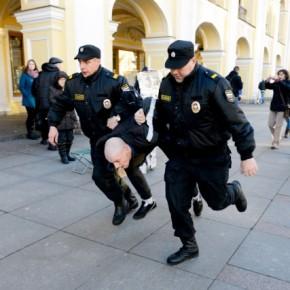После погрома в Апраксином дворе задержаны 90 националистов