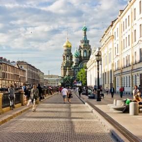 Активисты требуют увеличить число пешеходных улиц в Петербурге с трех до восьми