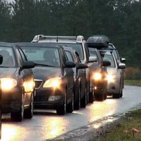 Внедрять электронную очередь на границе с Финляндией начнут с Торфяновки