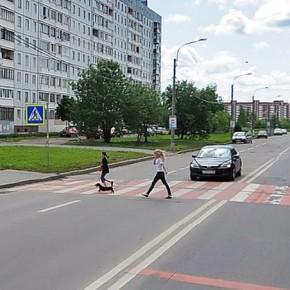 В Колпино под колесами BMW X6 пострадал 5-летний ребенок