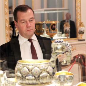 Музей Фаберже в Шуваловском дворце начнет работать для посетителей в декабре