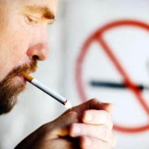 Штрафы за курение в общественных местах вступили в силу