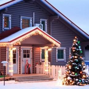 Рынок новогодней аренды коттеджей переживает пиковое время