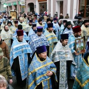 В Петербурге 4 ноября состоится крестный ход от Казанского собора до Исаакия